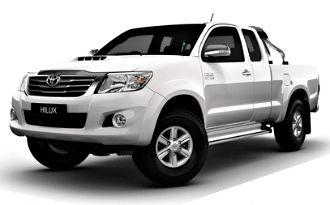 2013 Toyota HiLux SR5 (4x4)