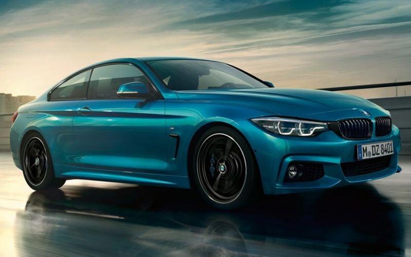2020 BMW 4 Series 20i M SPORT