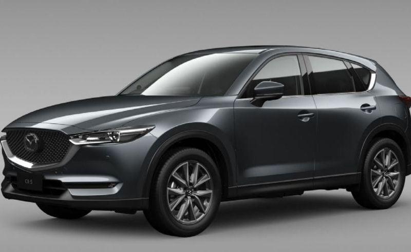 2021 Mazda CX-5 GT (AWD)