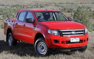 2014 Ford Ranger XL 2.2 (4x4)