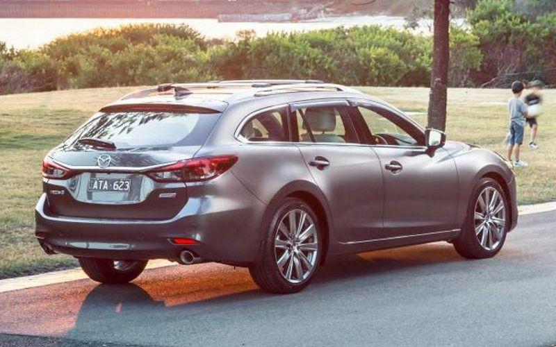 2020 Mazda 6 SPORT