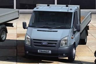 2013 Ford Transit VM MY12 UPDATE