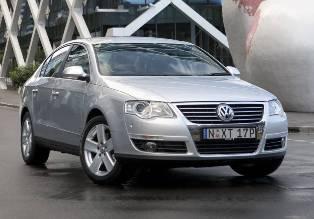 2011 Volkswagen Passat V6 FSI HIGHLINE