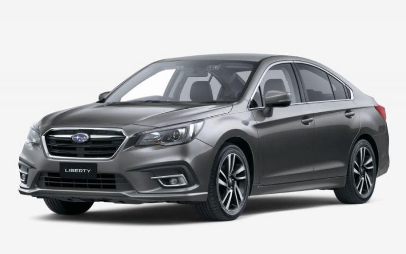 2020 Subaru Liberty