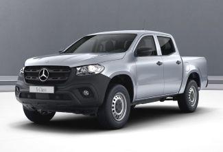 2020 Mercedes-Benz X 250d PURE (4MATIC)
