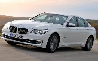 2015 BMW 7 Series 50Li