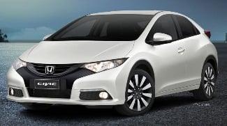 2015 Honda Civic VTi-LN