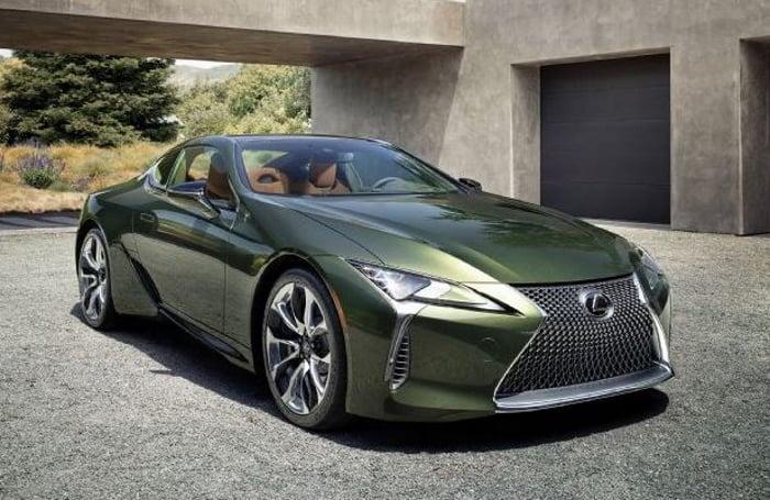 2020 Lexus LC LIMITED EDITION (INSPIRATION)